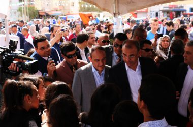 Lancement du tri sélectif à Oran